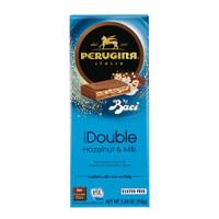 Perugina Baci Hazelnut MILK Chocolate Bars 5.43oz (Case of 14)