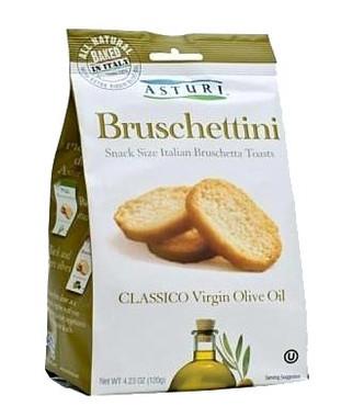 Asturi Bruschettini Classic Olive Oil 4.2oz bags