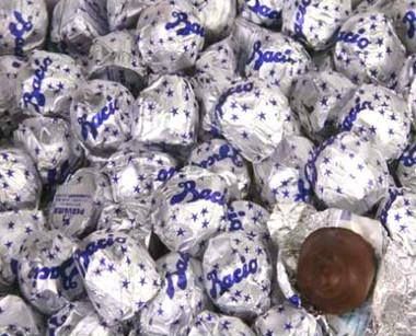 Baci BULK Chocolates 1lb Gift Bag