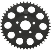 Black 530 Chain Conversion Rear Sprocket – 46 Tooth FXR 1982-1999