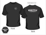 Gigacycle Garage Shield T-Shirt