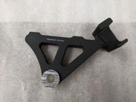 FXR 4-Piston Rear Brake Bracket for stock FXR Swingarm