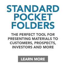 Standard Presentation/Pocket Folders