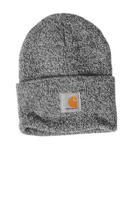 LSCT14 Carhartt ® Acrylic Watch Hat (BLACK/WHITE) NO LOGO