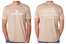 Fields of Faith Short Sleeve Crew Neck T-Shirt