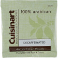 Cuisinart Private Collection Coffee 4-cup Filter Pouch Decaf, .85 oz., Case of 100