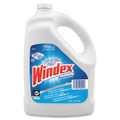 Windex Powerized Glass Cleaner with Ammonia-D, 1 Gallon, Case of 4