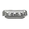 Gloss Collection Soap Dish 2Pc , 24 Per Case, Price Per Each