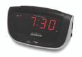 Sunbeam CR1006-005 Clock Radio with Daily Alarm Reset and USB