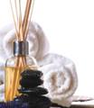 Oxford Gold Hand Towel 16x27, 3 lb. 86% Cotton 14% Polyester,  White, 1 dozen