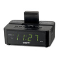 Conair CRD500 Clock Radio with iPod IPhone and IPad Compatible Dock