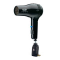 Conair 169BIW 1875 Watt Ionic Cord-Keeper Hair Dryer, Black