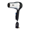 Conair 169CHIW 1875 Watt Ionic Cord-Keeper Hair Dryer, Chrome