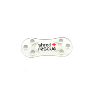 Mini Shred Small Clear Snowboard Stomp Pad