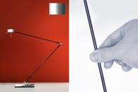 """Absolut Desktop Lamp Matt with """"Touch-O-Matic"""""""