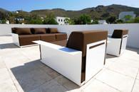 4 Inside & Out Furniture - Single Sofa