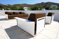 4 Inside & Out Furniture - Single Sofa with Armrest