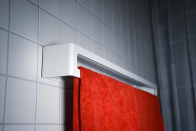 Bath Towel Holder White