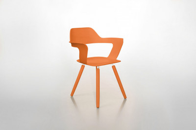 MUSE Orange Chair