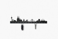 Skyline Key Holder Cologne
