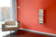Booksbaum 2 Wall Small Black