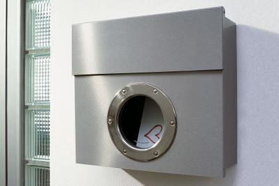 Letter Box Letterman I Stainless Steel