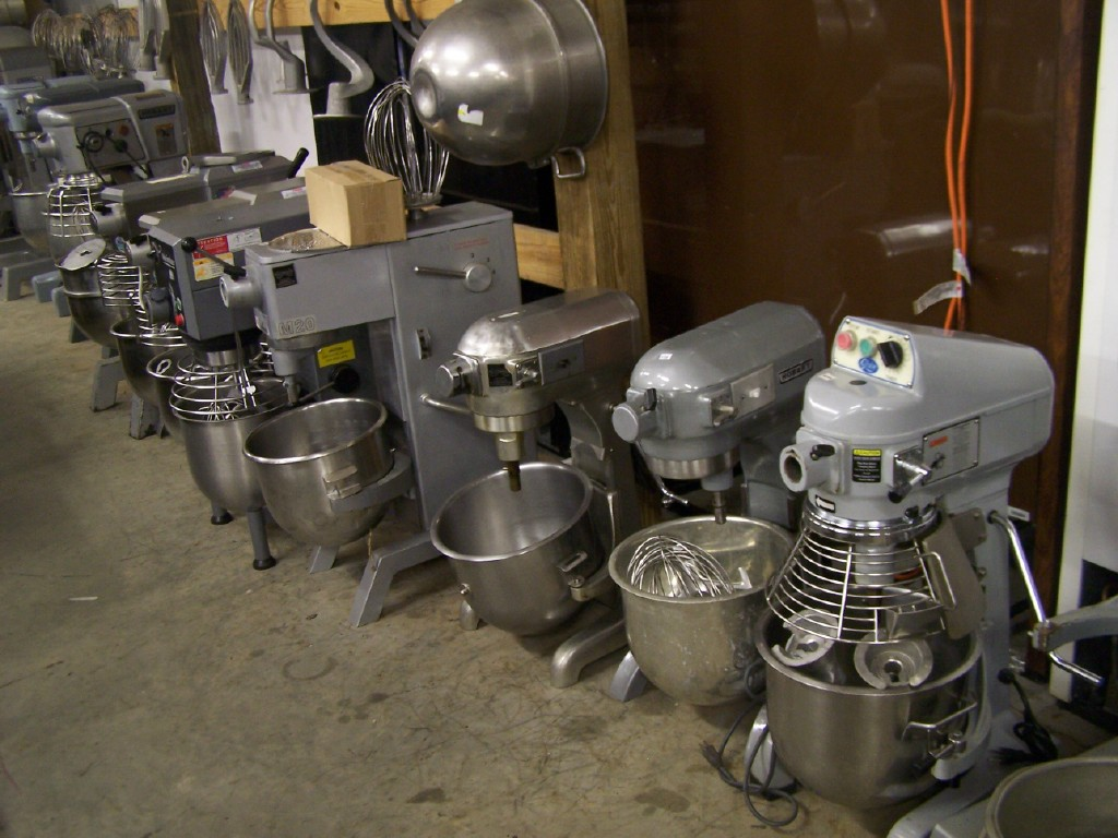 Hobart, Globe, Berkel, Univex & others