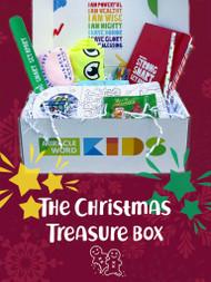 Miracle Word Kids Christmas Treasure Box