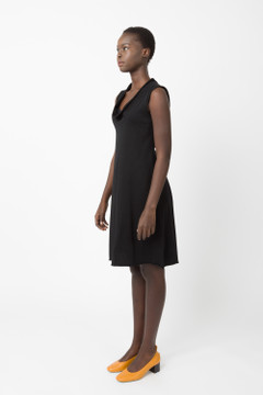 Prairie Underground - Falconet Dress in Black $88