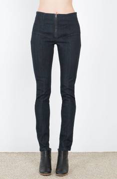 Prairie Underground - Denim Girdle in Drab
