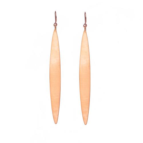 Veronica & Harold - Janelle Earring in 14K Gold Plate