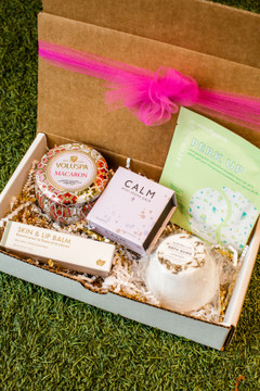 """Self Care"" Gift Box $48.99 - Show Pony Boutique"