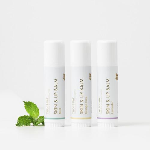 Yuzu Soap - Skin/Lip Balm in Multiple Scents