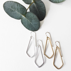 Tasi & Stowaway - Mara Earrings in Multiple Metals  - Show Pony Boutique - $22