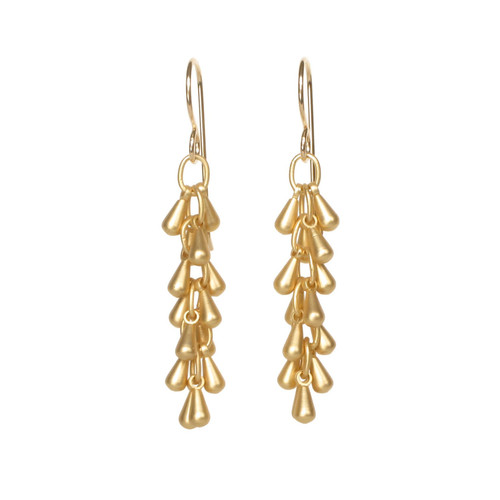 Tasi & Stowaway - Confetti Earrings in Multiple Metals -Show Pony Boutique- $32