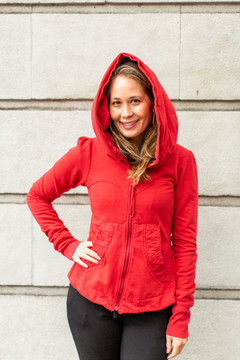 Prairie Underground - Cloak Hoodie in Lipstick $230 - Show Pony Boutique