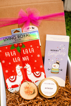 Holiday Joy Gift Box $59.99 - Show Pony Boutique