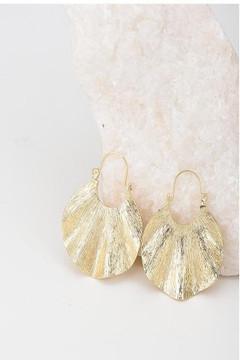 Show Pony - Iola Hoop Earrings $40 - Show Pony Boutique