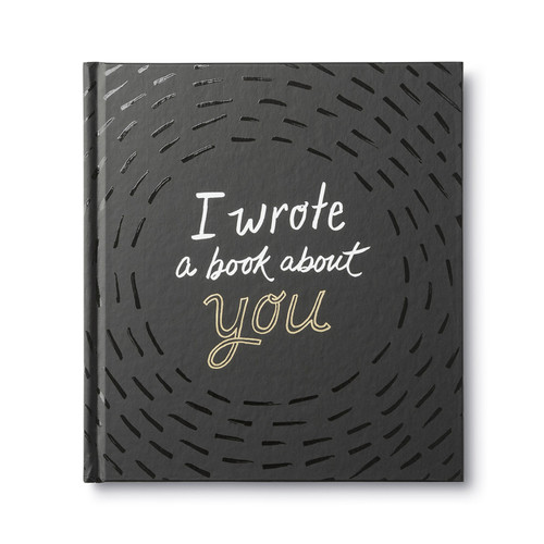 Compendium - I Wrote a Book About You $15.95 - Show Pony Boutique