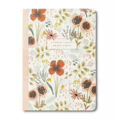 "Compendium - Composition Notebook ""It's Always a Good Day"" $7.95 - Show Pony Boutique"