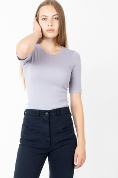 Prairie Underground - 1/4 Sleeve Crew in New Dove $66 - Show Pony Boutique