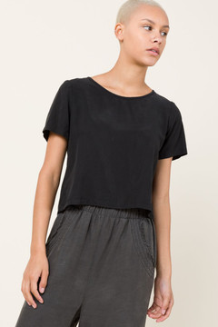 Prairie Underground - Backstock Top in Black $110 - Show Pony Boutique