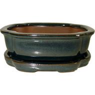 "6"" Pot & Tray (L-GAS-069S-14)"