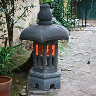 Pagoda Garden Lanterns