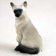 Siamese Cat Figurine