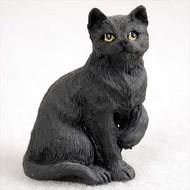 Black Shorthaired TabbyFigurine