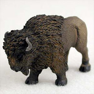 Buffalo Bonsai Tree Figurine