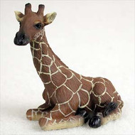 Giraffe Bonsai Tree Figurine