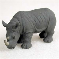 Rhinoceros Bonsai Tree Figurine