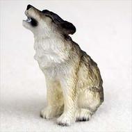 Wolf Timber Bonsai Tree Figurine